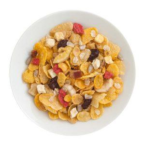 best Müsli Früchte-Müsli glutenfrei