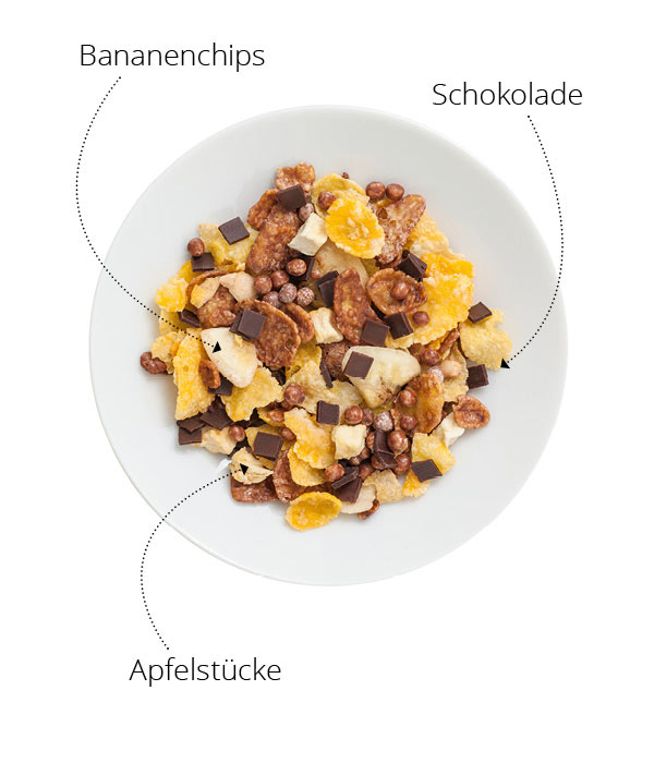 best Müsli Schoko-Müsli glutenfrei