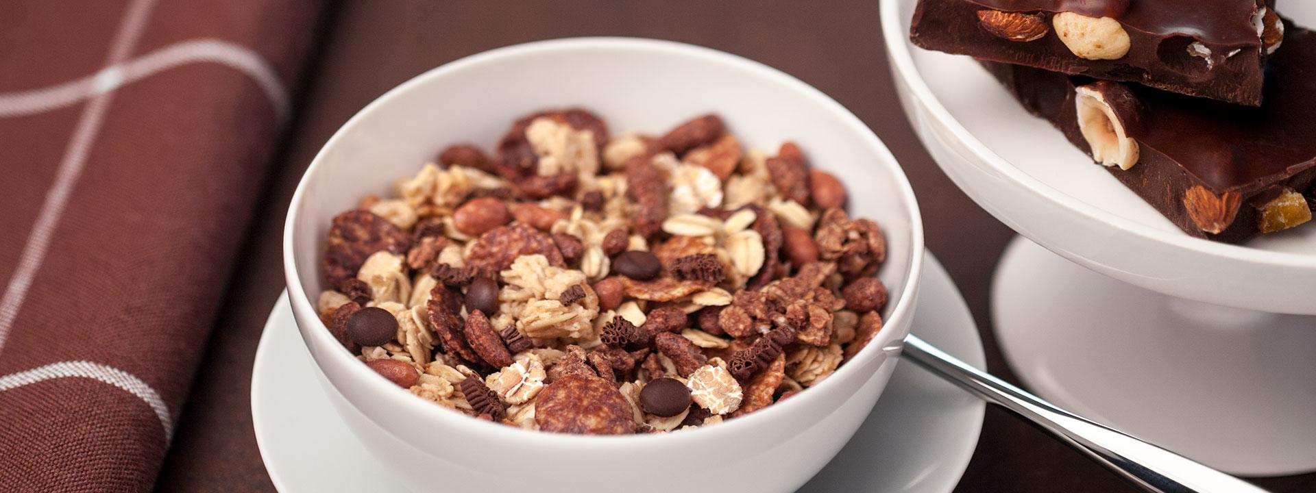 best müsli Müsli und Cerealien für Gastronomie und Hotellerie